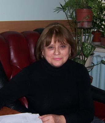 Бондаренко Ольга Михайлівна